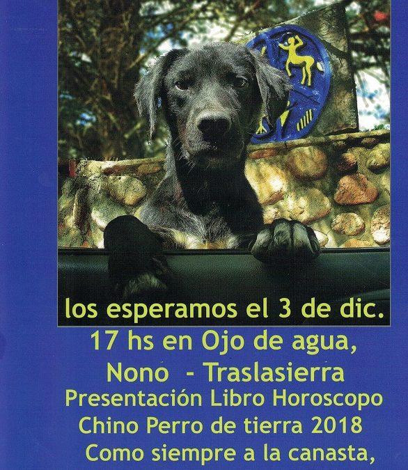 Presentación del libro «Horóscopo Chino 2018: Año del perro de tierra»
